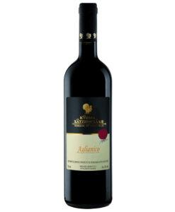 aglianico ktima xatzimixali wine