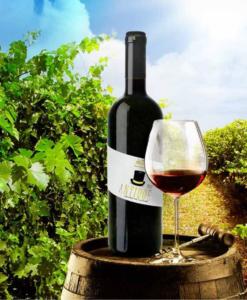 antique oinopoioa trakas wine