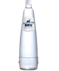 BRU 75 cl NATURAL SPARKLING WATER