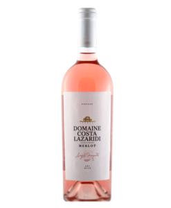 Domaine costa Lazaridi rose1