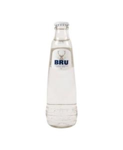Nero bru 075 natural sparkling mineral water