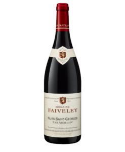 nuits saint georges les argillats domaine faiveley wine