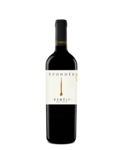spondee semeli estate wine