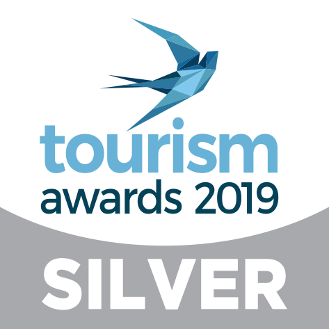 Tourism Awards 2019 SILVER