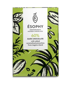 esophy salted caramelized pistachios